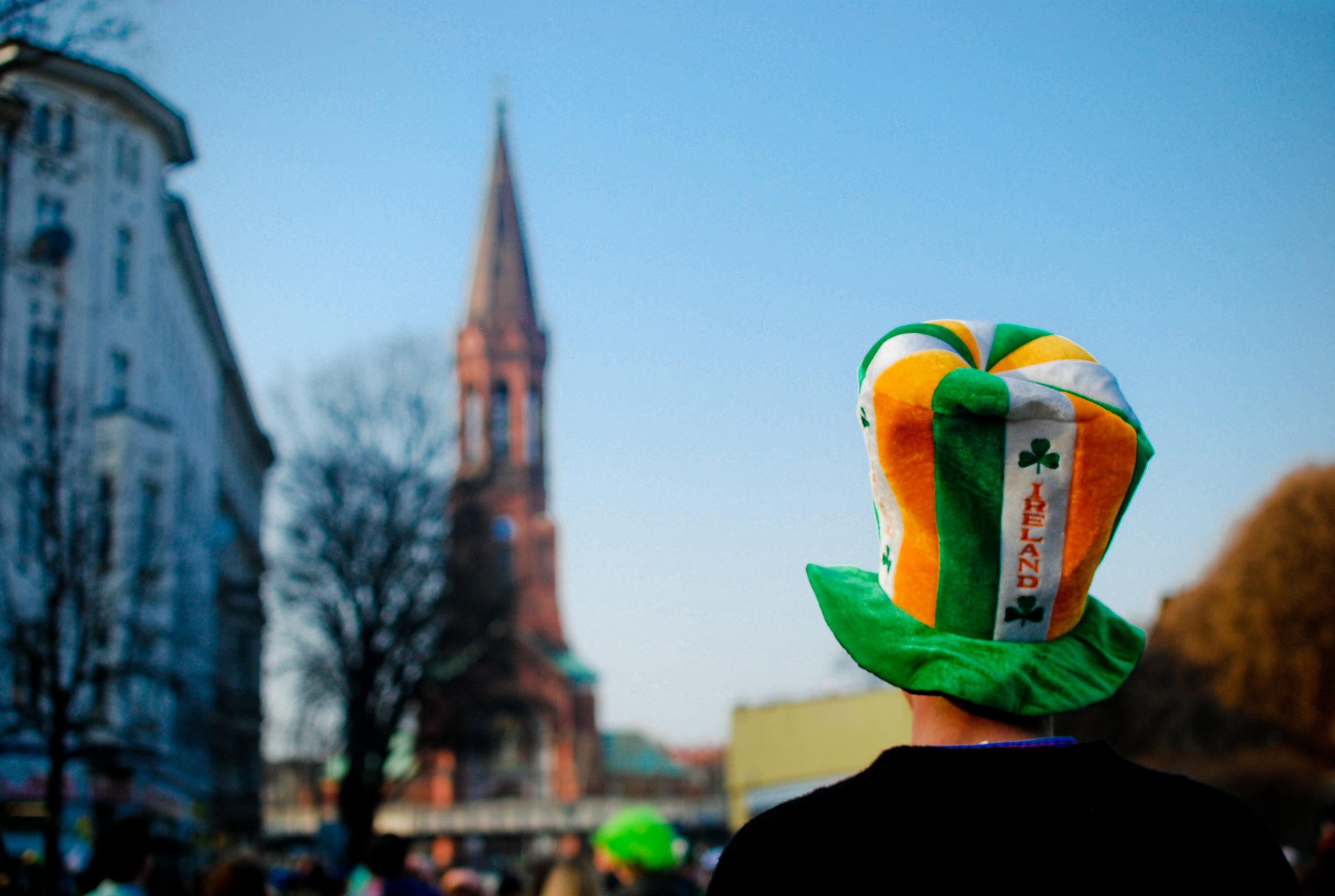 Giorno 66/1: Berlino tinta di… verde