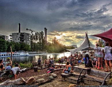 Giorno 551: Berlino e l'estate
