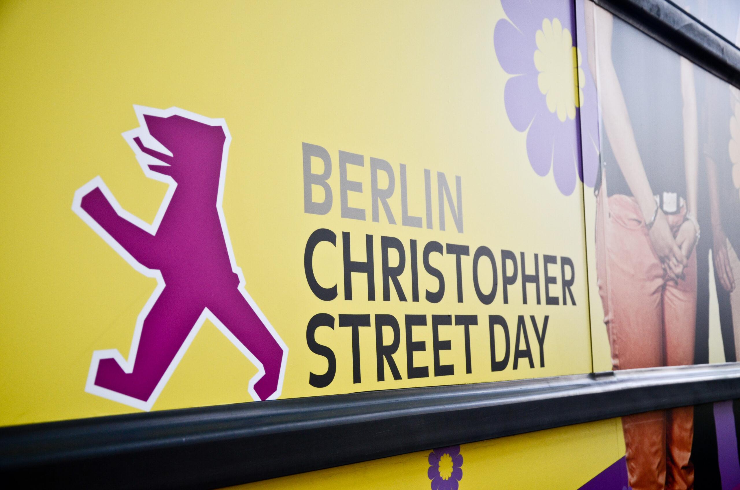 Christopher Street Day 2014