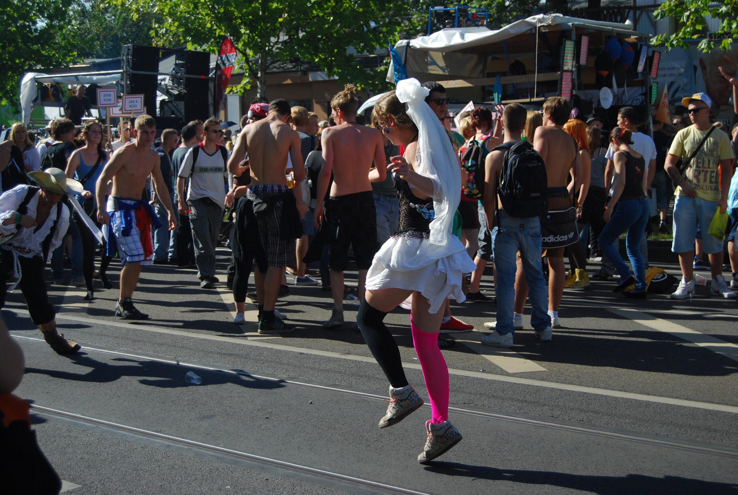 Fuck Parade 2012