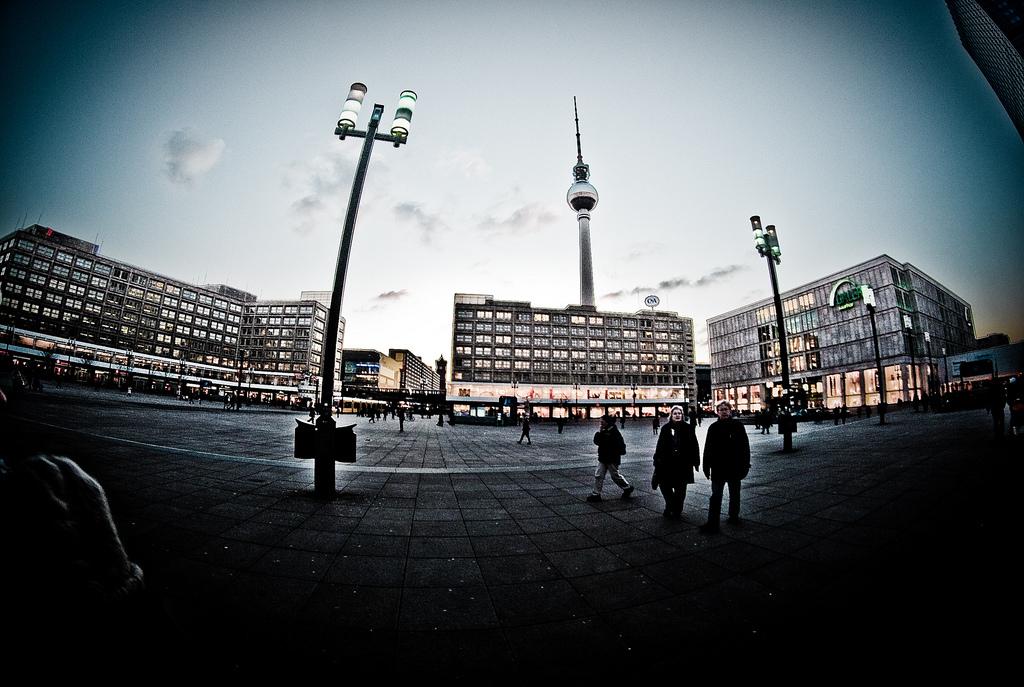 Scoprire Berlino: parte I (Alexanderplatz)