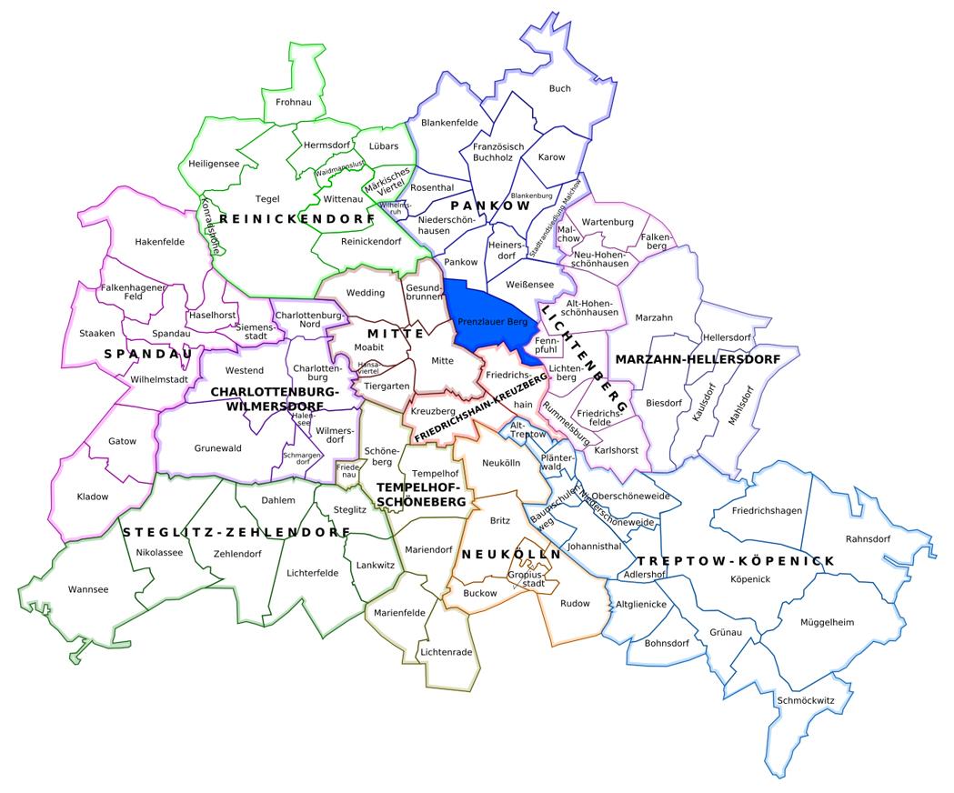 Scoprire Berlino: premessa