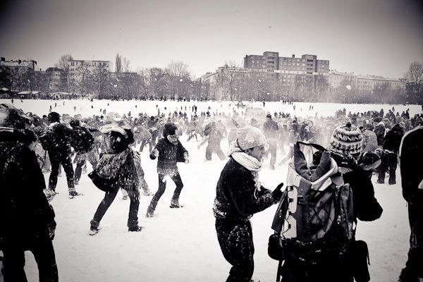Giorno 330: Berliner Schnee