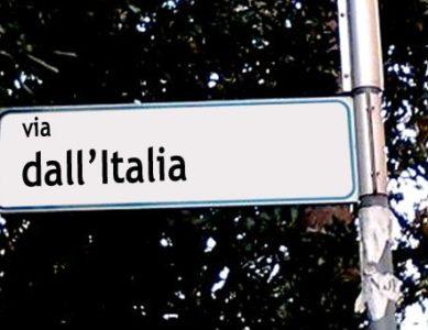 Giorno 640: Andare via dall'Italia