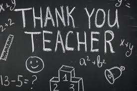 Giorno 900: Danke Lehrer