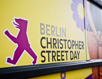 Christopher Street Day 2014