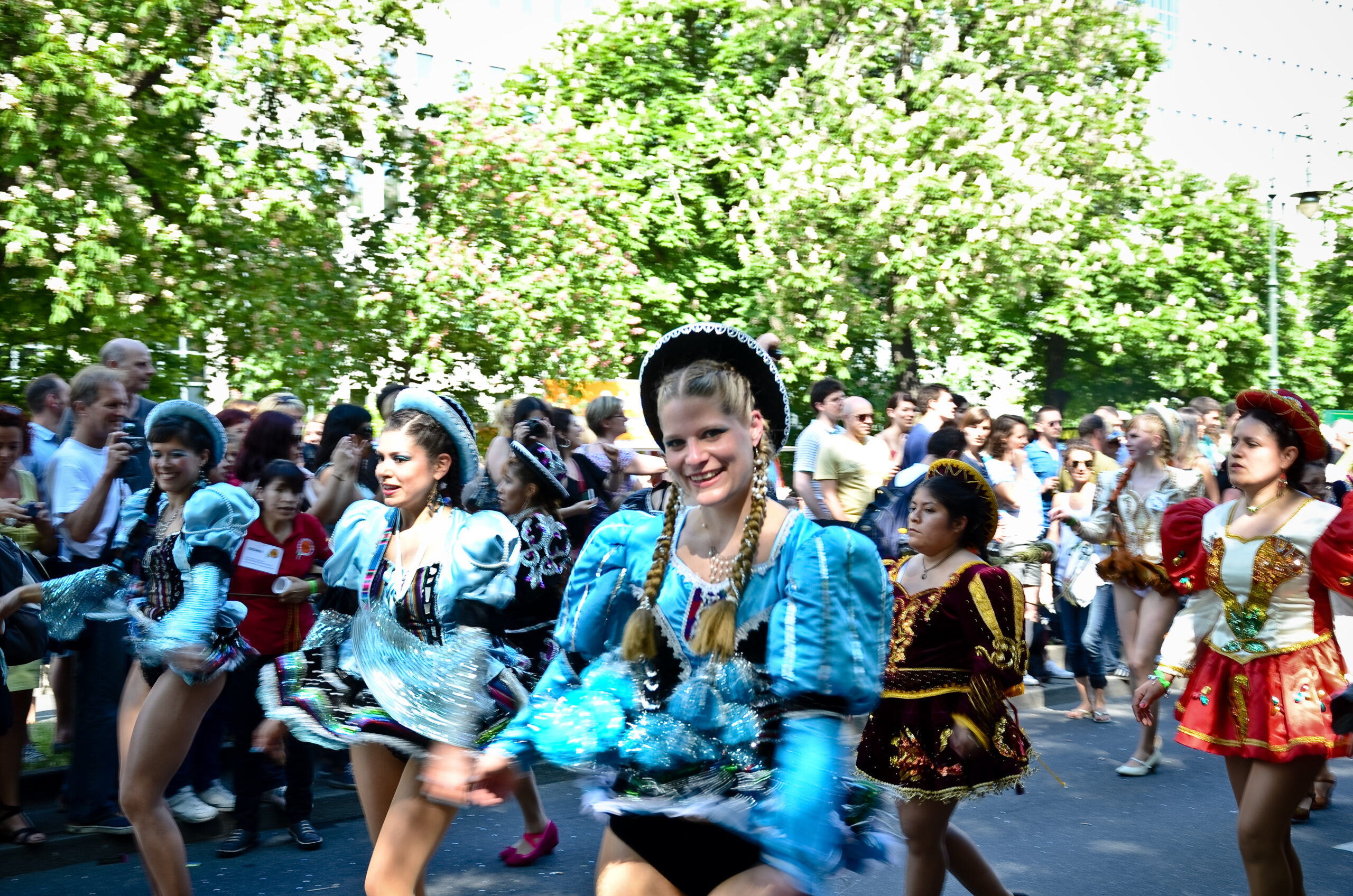 Karneval der Kulturen der Welt 2013